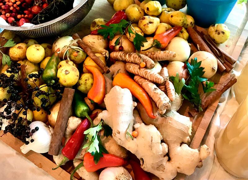 Jak wzmocnić odporność na diecie roślinnej?